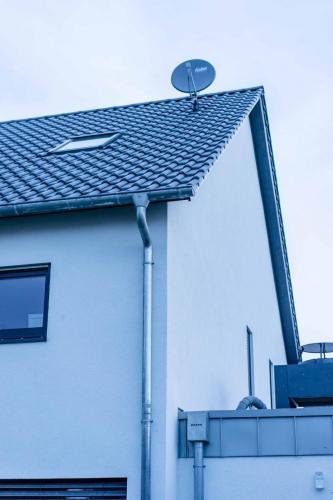 Fassade Weiß Schwegenheim 7