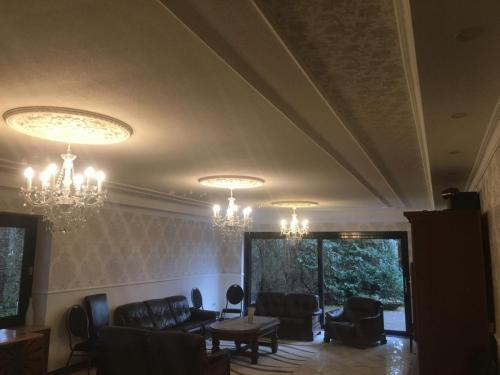 Landhausstil Decke Weiß Emstek 3